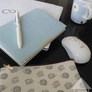 【無印良品】8月始まりの手帳♪