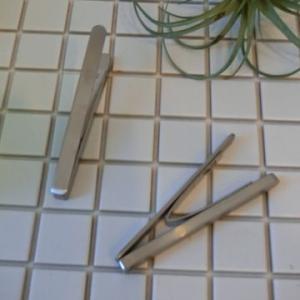 IKEAのマグネットクリップ 我が家はこんな使い方♪