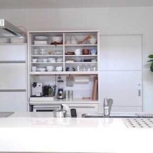 キッチン 幅60cmの棚の中身 & ちょっと楽しみな新発売♪