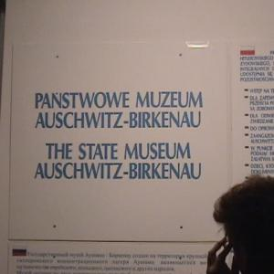思い出のアルバム7-アウシュビッツ1(ポーランドを旅して 3)