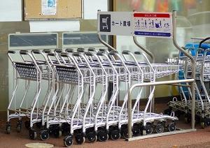 スーパーに行ったらなぜか客が大量に押し寄せていた!