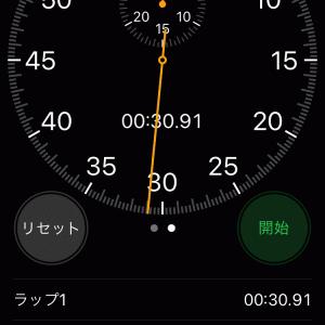 macOS Big Sur 11.2.2(20D80)環境のMacの起動時間