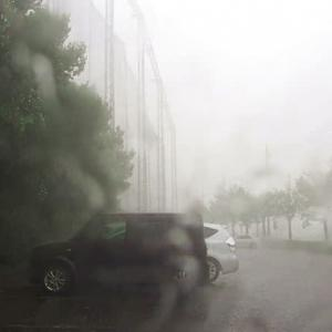 雷雨&豪雨
