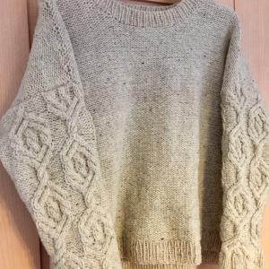 【完成】セータークラブの2作目♪