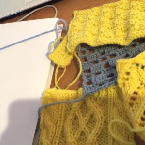 ヴォーグの編み物の資格♪