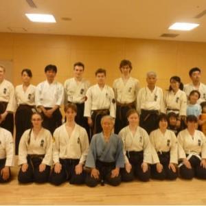 躰道シーラカンスの整体体操 No.272 世界の仲間