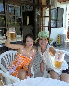 生ビールが旨い 夏!