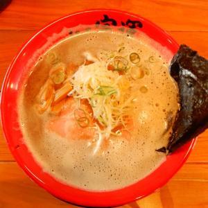 麺屋宗運(熊本市東区御領)魚介系醤油豚骨