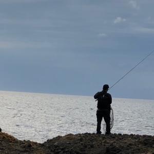 地形把握釣行。
