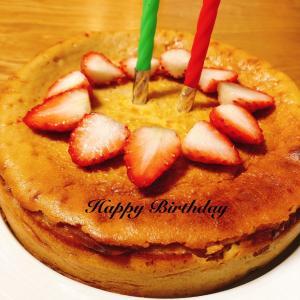 誕生日おめでとう!息子❣️