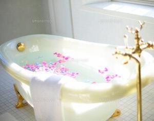 お風呂に入ろう♬