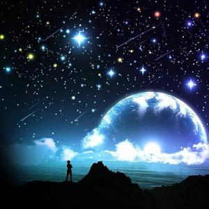 満月と水星逆行