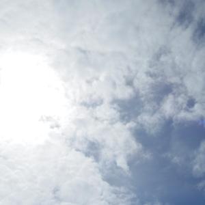 2021、9、17(金)きのうの出雲海岸端空模様(IZUMOの宣伝)