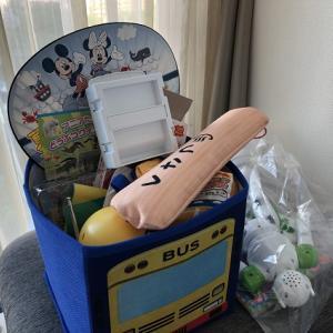 孫の滞在時間はおもちゃの数で決まる??