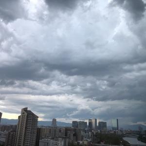 台風の進路予想について