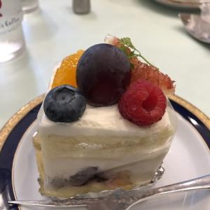 ケーキセットを注文するときのケーキの選択
