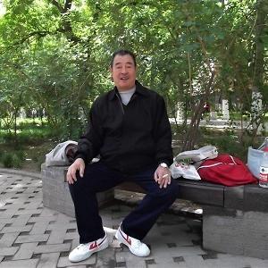 北京で一般太極拳&大量形意拳映像。。。