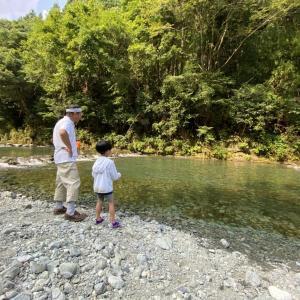 【釣り始めました】Amazon釣竿で渓流ルアー釣りしてきたぞ!