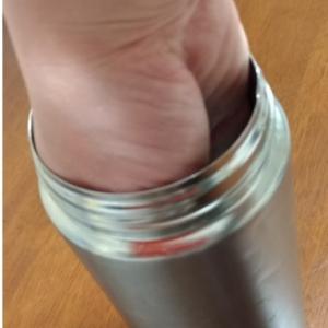【底まで手が届くので洗いやすい水筒】タイガー MME-B100、MME-A100  小学生・中学生の水筒におすすめ