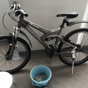 自転車掃除 【ロードバイク】