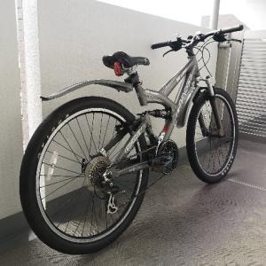 MTB修理 【自転車】