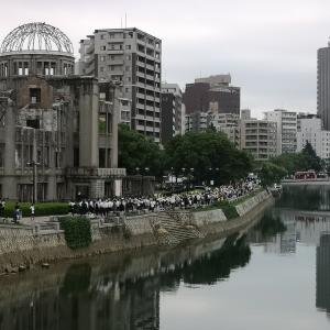8月6日 広島