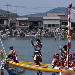 10年に一度の松江 ホーライエンヤ祭り【四輪】