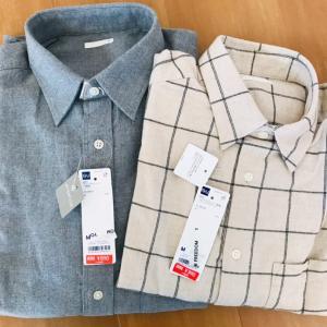 390円のネルシャツ!