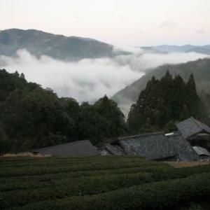 本日、諸塚村「戸下神楽」へ。雨模様です。[宮崎神楽紀行19-20<22>]