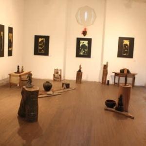 予告:オンライン展覧会「野の花・野の壷・野の仏」展を実施します。/コロナに負けない!!