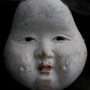 古代の女性シャーマンの素顔が浮かび出た/女面①[古仮面を修復する〈2〉]