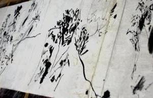 銀鏡神楽「荘厳・柴荒神・ていの舞」 [宮崎神楽画帖21〈1〉]