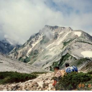 古い写真から蘇る夏山の記憶その2