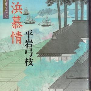 平岩弓枝著 御宿かわせみ(二十七) 「横浜慕情」