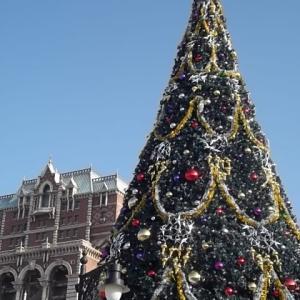 ディズニーシー クリスマス 2012年~2019年