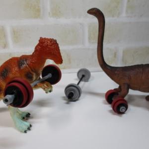 恐竜の1日