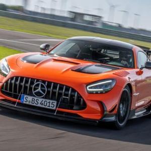 【量産AMG最強の730ps】メルセデスAMG GTブラックシリーズへ試乗 新V8搭載