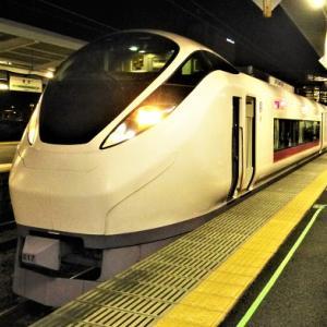 Pt4大洗観光,ひたちなか海浜鉄道,特急ひたち で帰京