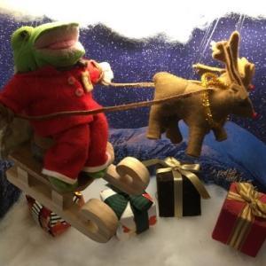カエルくんの小さな世界 クリスマスVer.