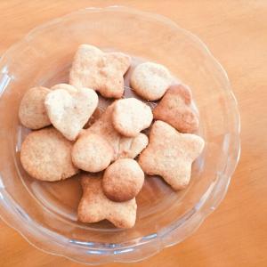 食物繊維が豊富な全粒粉のクッキー