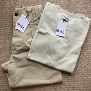 MHL. 心と体に快適な服『好きなものこと』13日目