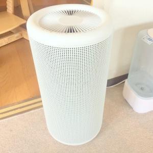 シンプルで使いやすい、無印良品の空気清浄器。レビューでも気になる臭いとは?