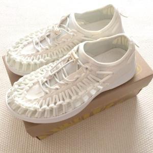 【靴】暑い夏にピッタリの軽くて涼しいサンダル KEEN UNEEK O2/キーン ユニーク オーツー