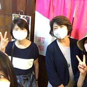 久々の友ランチ☆餃子の店莉梨 甲府市丸の内