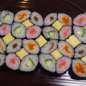 七宝巻き寿司*人とのご縁や繋がりは七宝と同じ価値