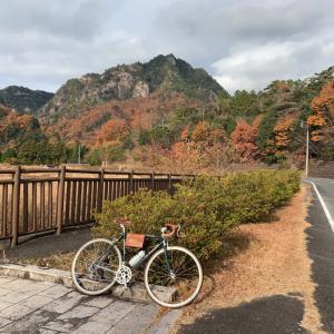 デローザで安楽越え〜永源寺100km