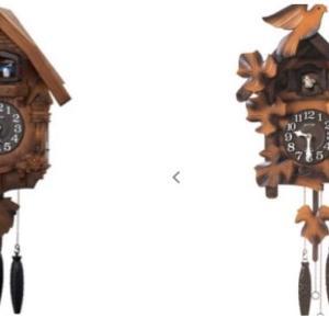 カッコウ時計