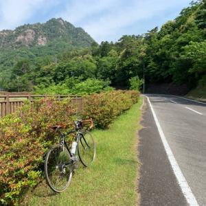 デローザで青もみじの永源寺 新緑満喫100km