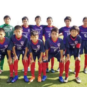 OFA第10回沖縄県クラブユース(U-13)サッカー大会結果