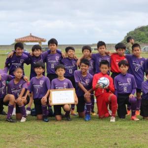 【4位で県大会へ!】2019おきぎんJカップ島尻地区予選!